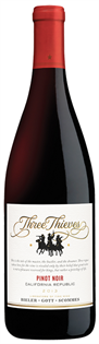 Three Thieves Pinot Noir 750ml - Case of 12